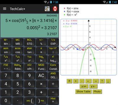 Scientific Calculator Pro v3.6.8 For Android