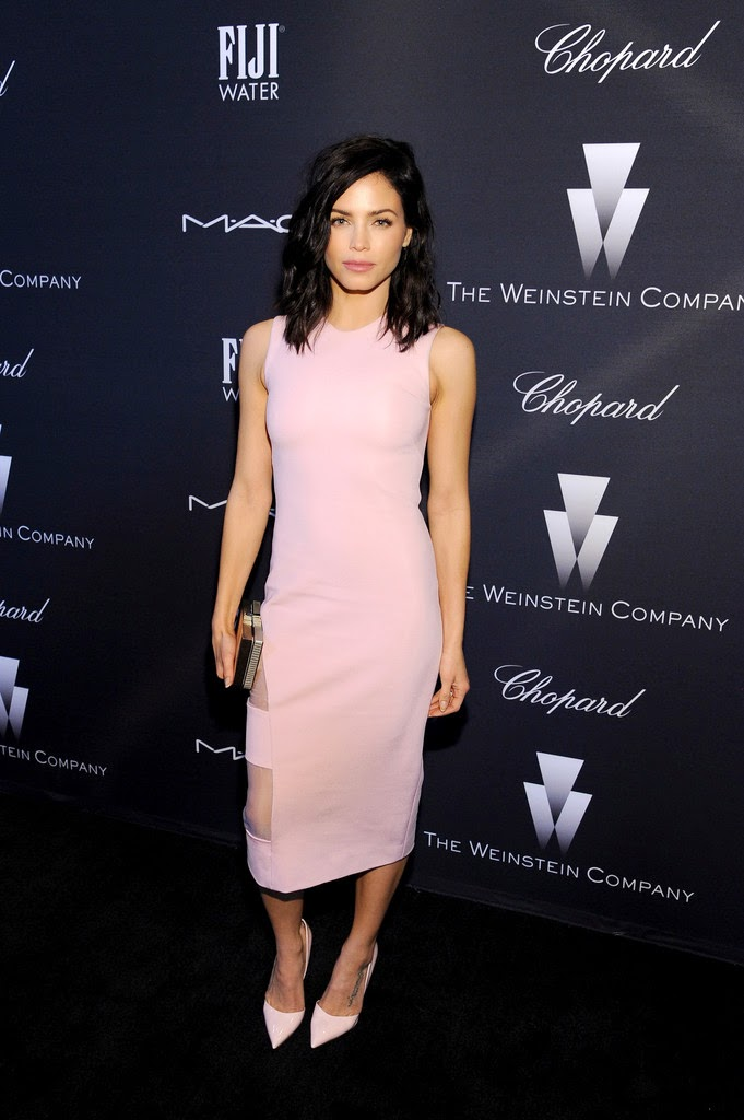 Actress, Dancer, Model: Jenna Dewan -Tatum - The Weinstein Company's Academy Awards Nominees Dinner in LA