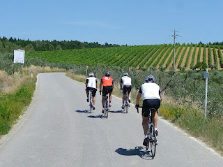 Tuscany by bike: self-guided bicycling tours in Tuscany