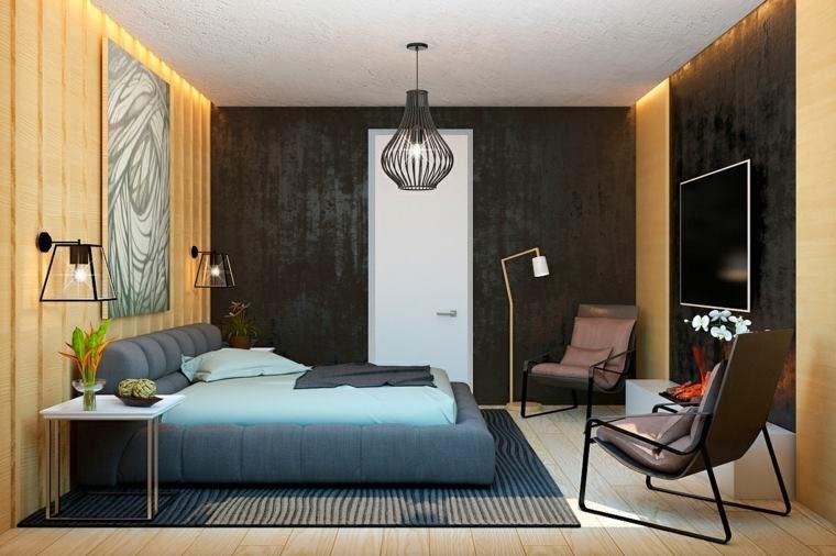 Camas bonitas modernas - Habitaciones decoracion moderna ...