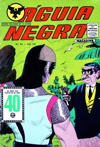 ÁGUIA NEGRA Nº 083 1965