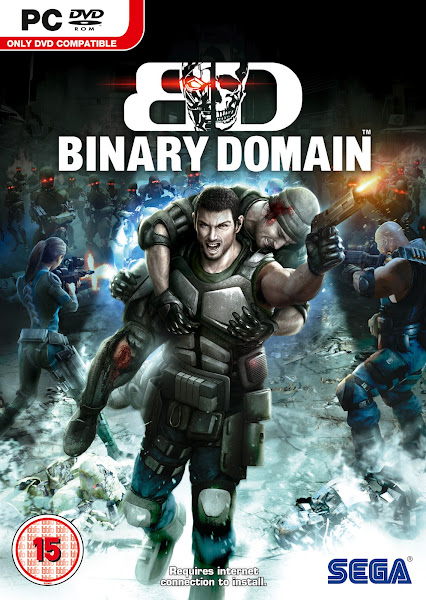 Binary Domain PC SKIDROW download