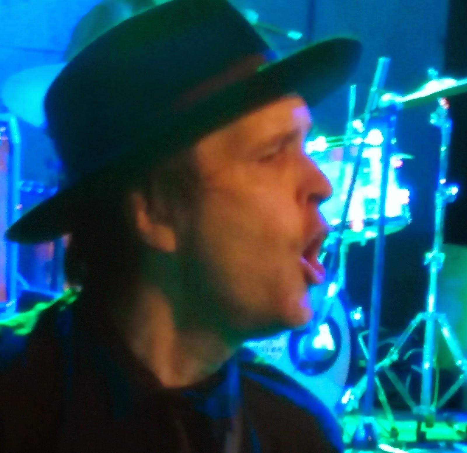 Crónica concierto Chuck Prophet (Valencia 16 Toneladas, 2-11-2014)
