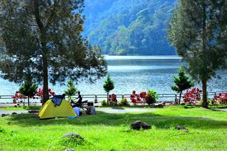 Danau Lau Kawar Sumatera Utara