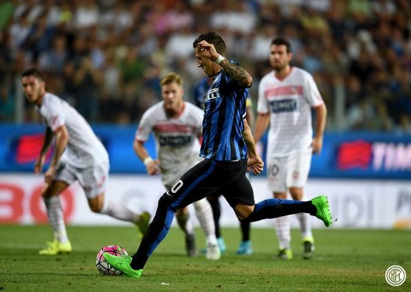 Stevan Jovetic Inter Milan