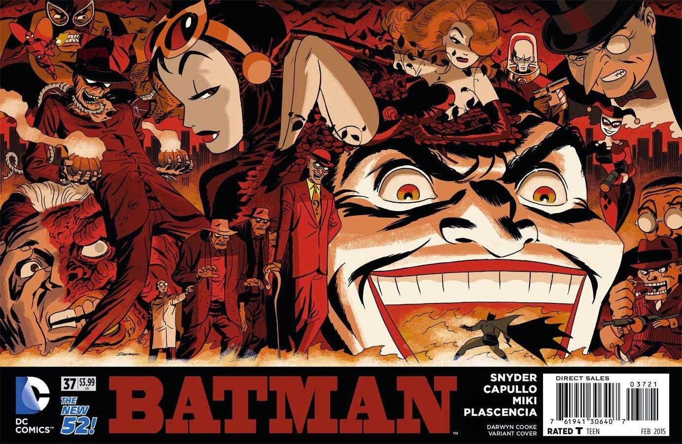 Batman #37