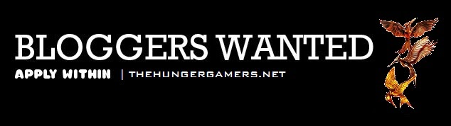 Wanted Bloggers for TheHungerGamers.net