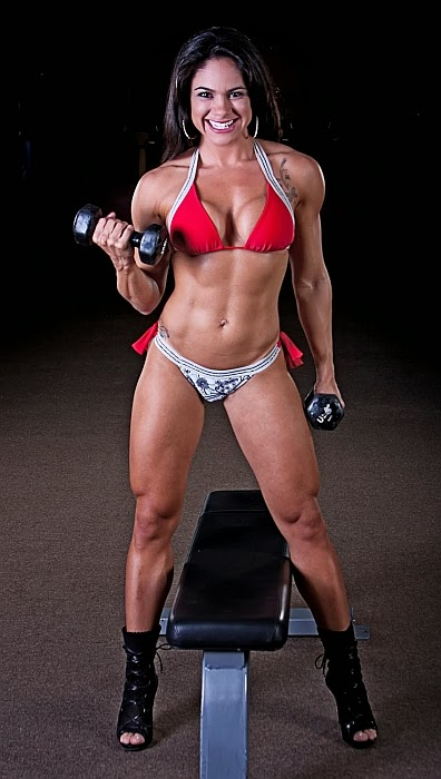 Athletic women pussy picture 38