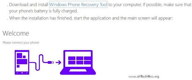 Windows Phone Recovery Tool for Windows and Mac