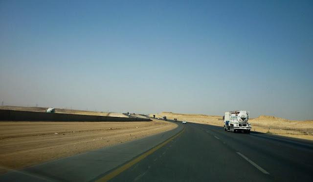 Riyadh-Dammam Highway