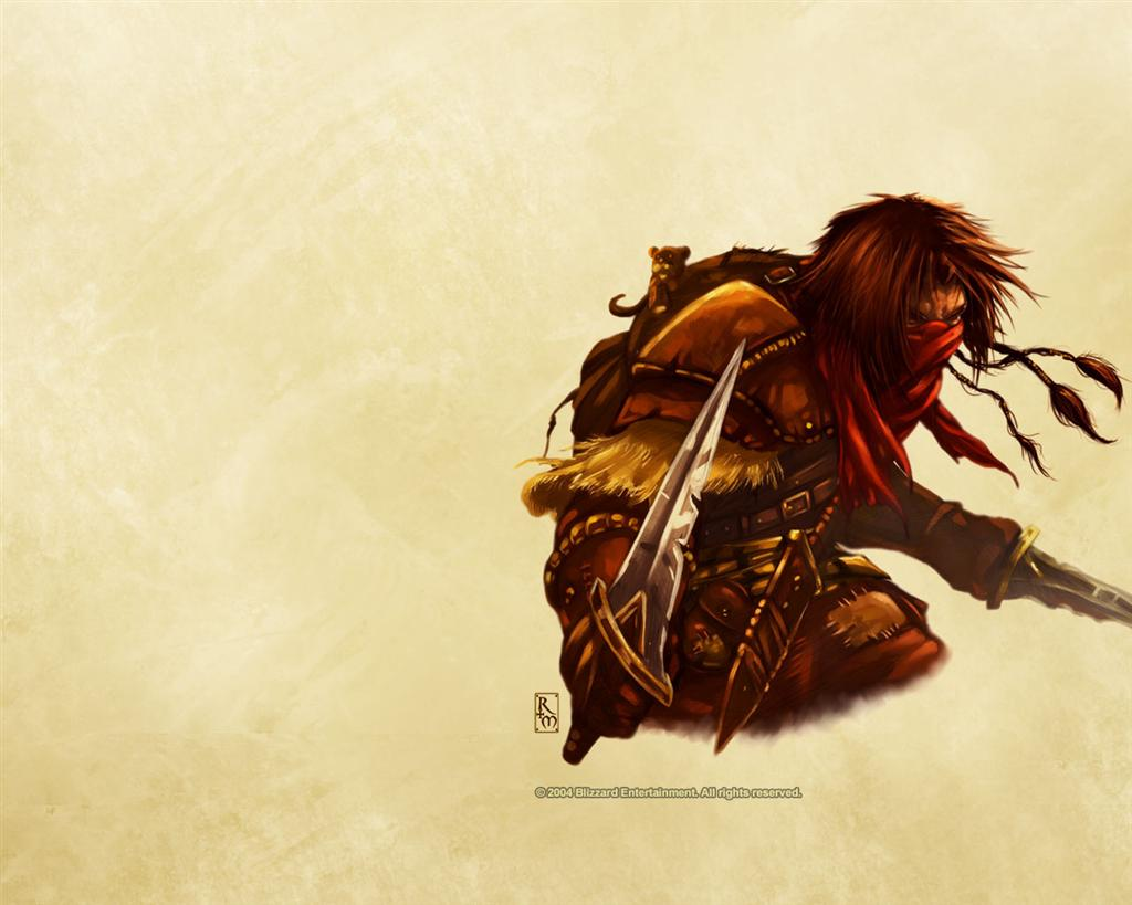 World of Warcraft HD & Widescreen Wallpaper 0.393898559253304