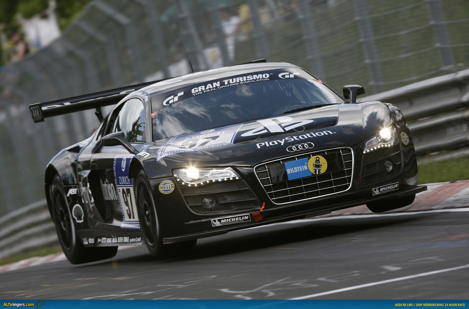 Cars And Only Cars Audi R8 Race Car