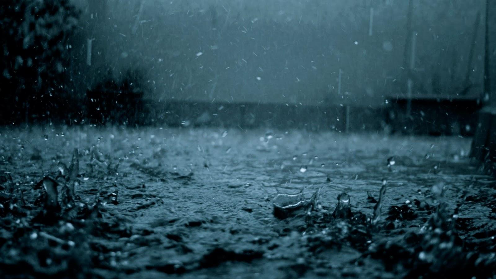 Cerita Rindunya Hujan