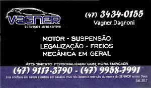 VAGNER SERVIÇOS AUTOMOTIVOS