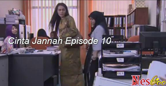 Tonton & Download Cinta Jannah Episode 10