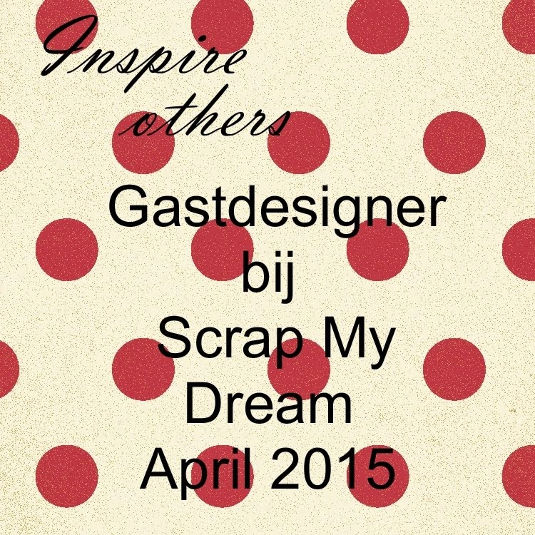 Gastdesigner Scrap my dream