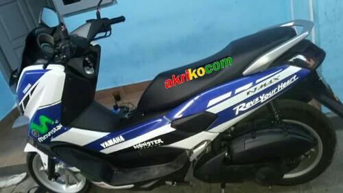Motor Ini Lagi Trend di Kota Saya di Singaraja yaitu Yamaha Nmax