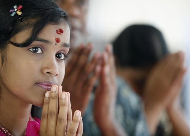 Man in the Maze: HINDU MORNING PRAYER