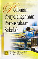 toko buku rahma: buku PEDOMAN PENYELENGGARAAN PERPUSATAKAAN SEKOLAH, pengarang pawit m. yusuf, penerbit kencana