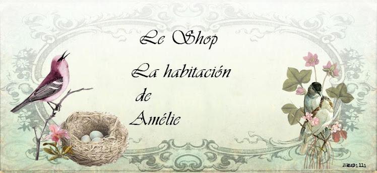 La Habitación de Amélie Shop