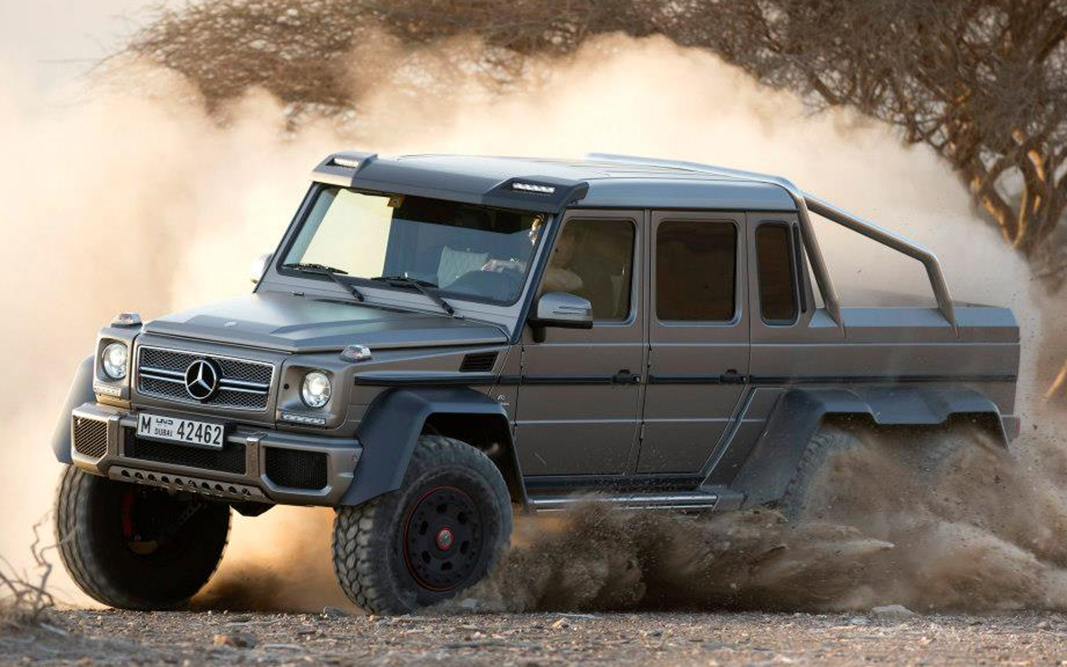 Mercedes benz g63 amg 6x6 2013 netcarshow for Mercedes benz g 63