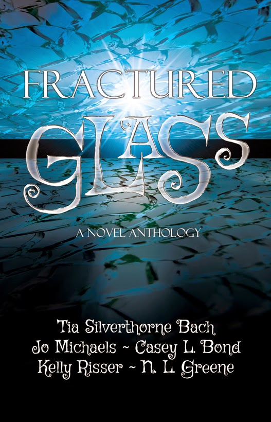 Cover Reveal: Fractured Glass