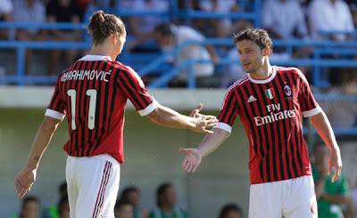 AC Milan 4 - 1 Parma (3)