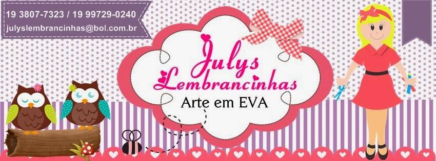 Julys Lembrancinhas
