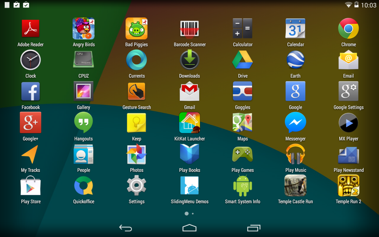 free apps com android
