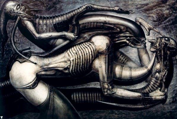 Alien Sex With Women