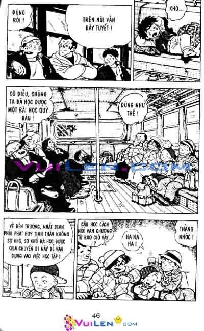 Siêu quậy Teppi chap 39 - Trang 43