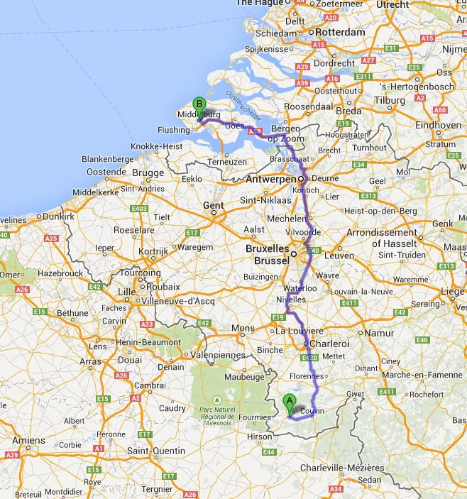 Photobrook Photography Road trip to Zeeland Middelburg Netherlands