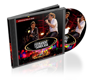 Baixar CD F%2526S Fernando e Sorocaba   Acústico Na Ópera De Arame