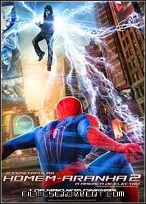 O Espetacular Homem-Aranha 2 A Ameaça de Electro Torrent Dual Audio