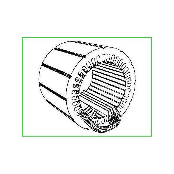 Stator Ring  W