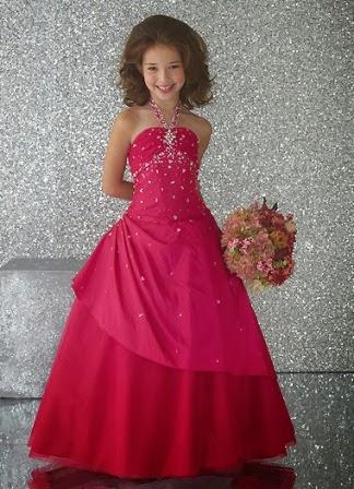 la robe de soir e pour les enfants les robes de soir e 2014 vari t s d 39 enfants robe de soir e. Black Bedroom Furniture Sets. Home Design Ideas