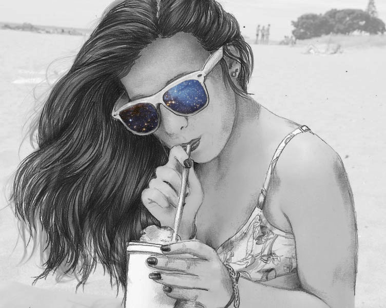 Kristina Webb Art Drawings