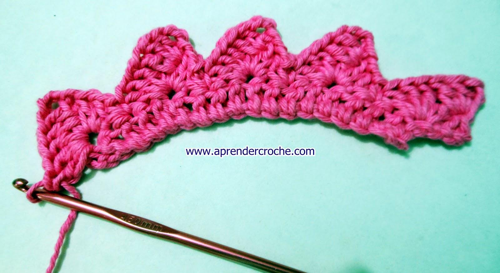 barrados croche rosa maxcolor prosperidade edinir-croche blog aprender croche dvd