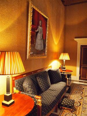 Palacio Real de Amsterdam (Koninklijk Paleis) - Oficina de Huérfanos