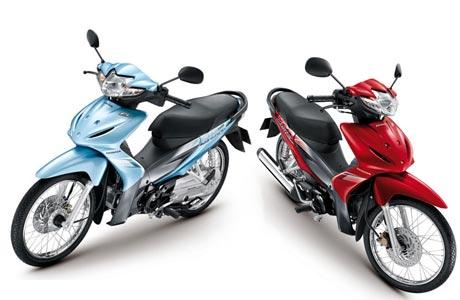 2011 New Honda Revo