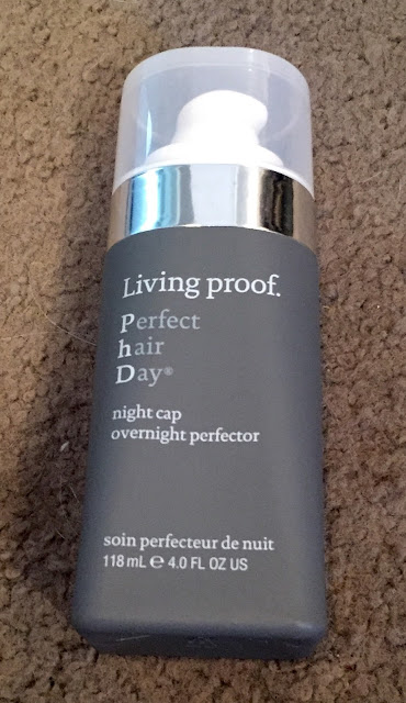 Living Proof Perfect Hair Day Night Cap Overnight Perfector, beauty product favorites, hair treatment