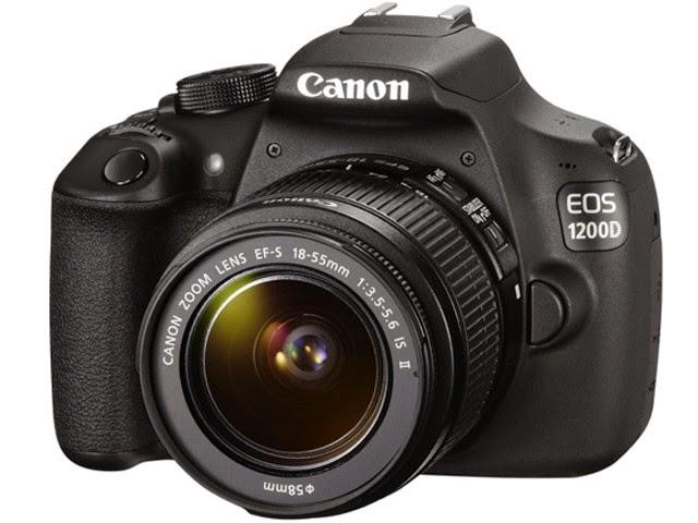 كاميرا كانون Canon 1200D