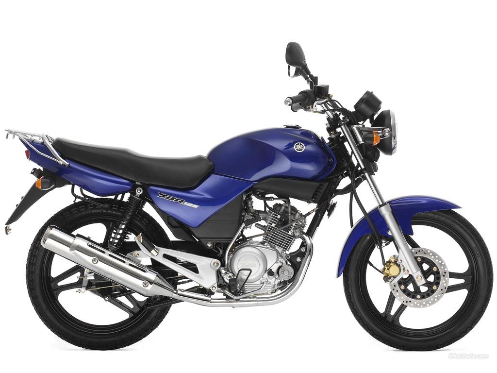 YAMAHA YBR 125 CUSTOM 2016 As New   The Motorbike Man