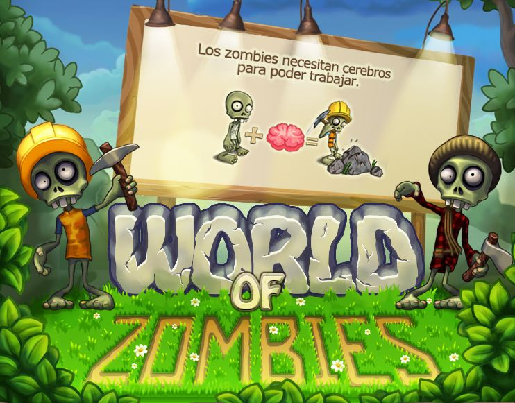 Juego World of Zombies