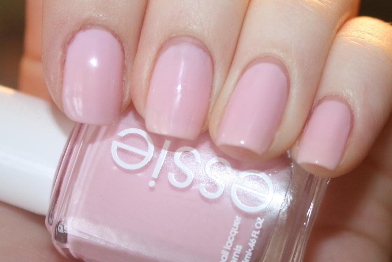 light pink gel nail polish | best nail designs 2018