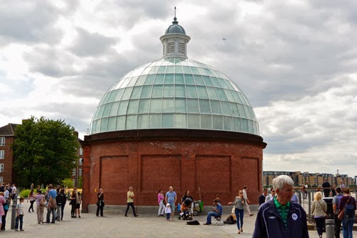 Greenwich Foot Tunnel Dome