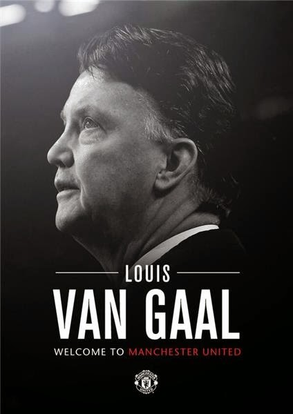 Louis van Gaal Appointed Next Coach Of Manchester United