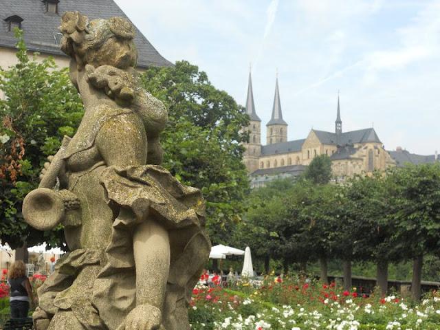 Bavarian rosegarten