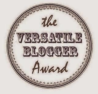 Imagen del premio The Versatile Blogger Award