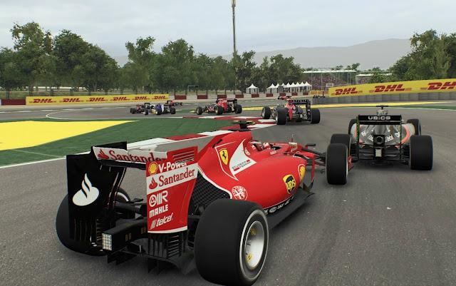 F1 2015 PlayStation 4